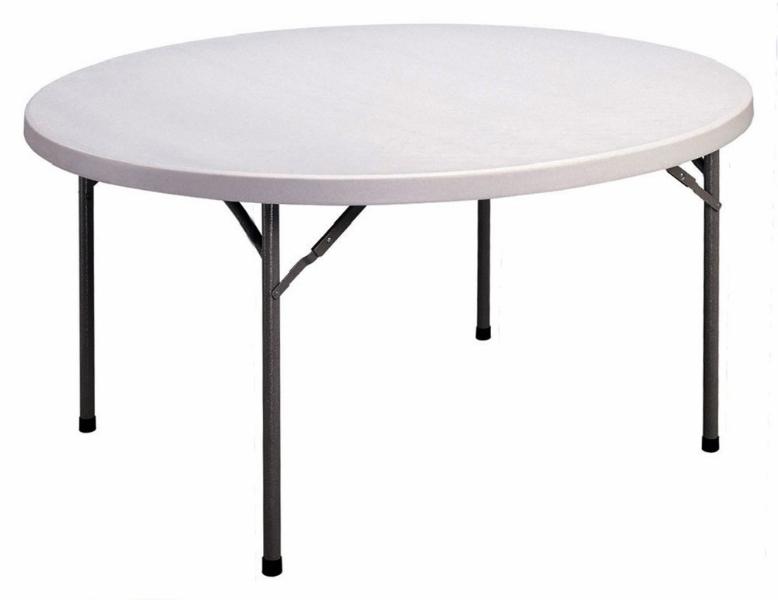Plastic Round Tables